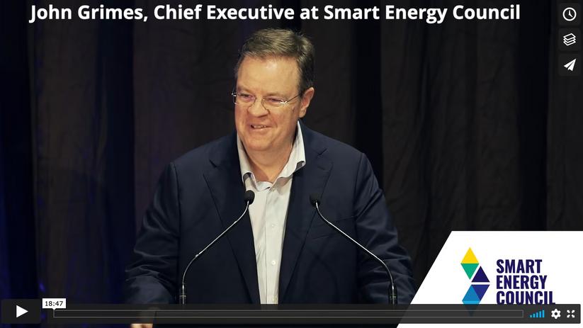 Smart Energy Conference & Exhibition 2021 - Smart Energy Solutions - John Grimes