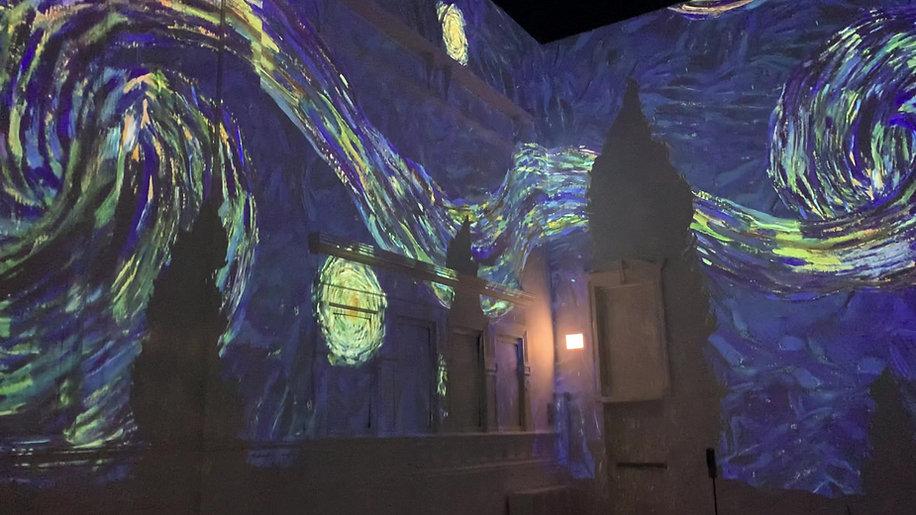 Starry Night big room 2