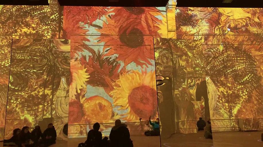 Sunflowers room 1