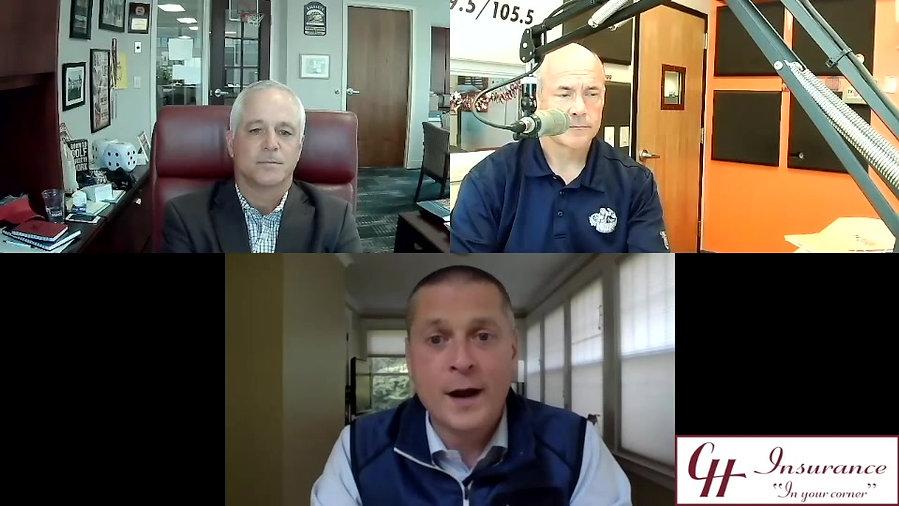 Survive & Thrive 9/19/20 Rob Simpson Centerstate CEO