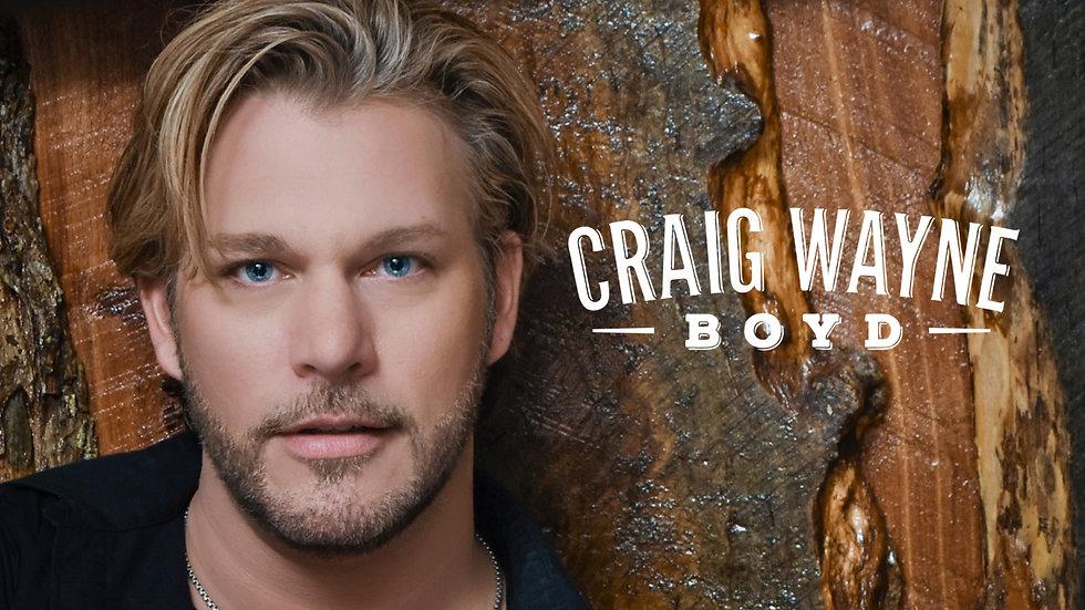 Craig Wayne Boyd