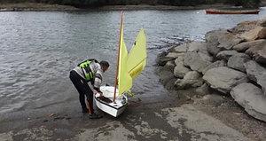 Kayaks à la voile