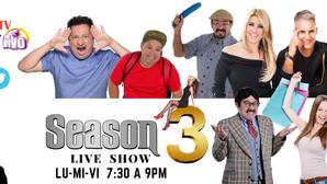 ClasificadoTV El Show en vivo desde Puerto Rico