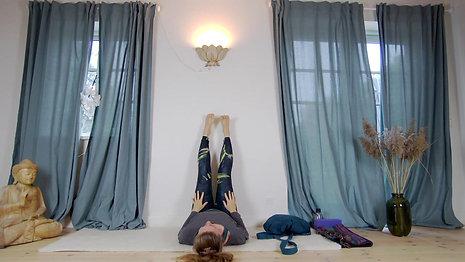 6 min. venepumpeøvelser for benene