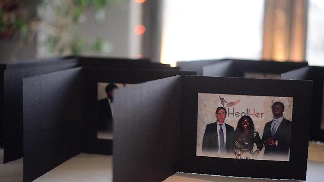 HealHer Launch Highlights