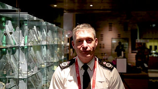 Chief Constable Bill Skelly talks about sponsoring TEDxBrayfordPool 2017