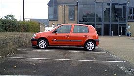 TheAutoShow : Renault Clio Sport II [2009]
