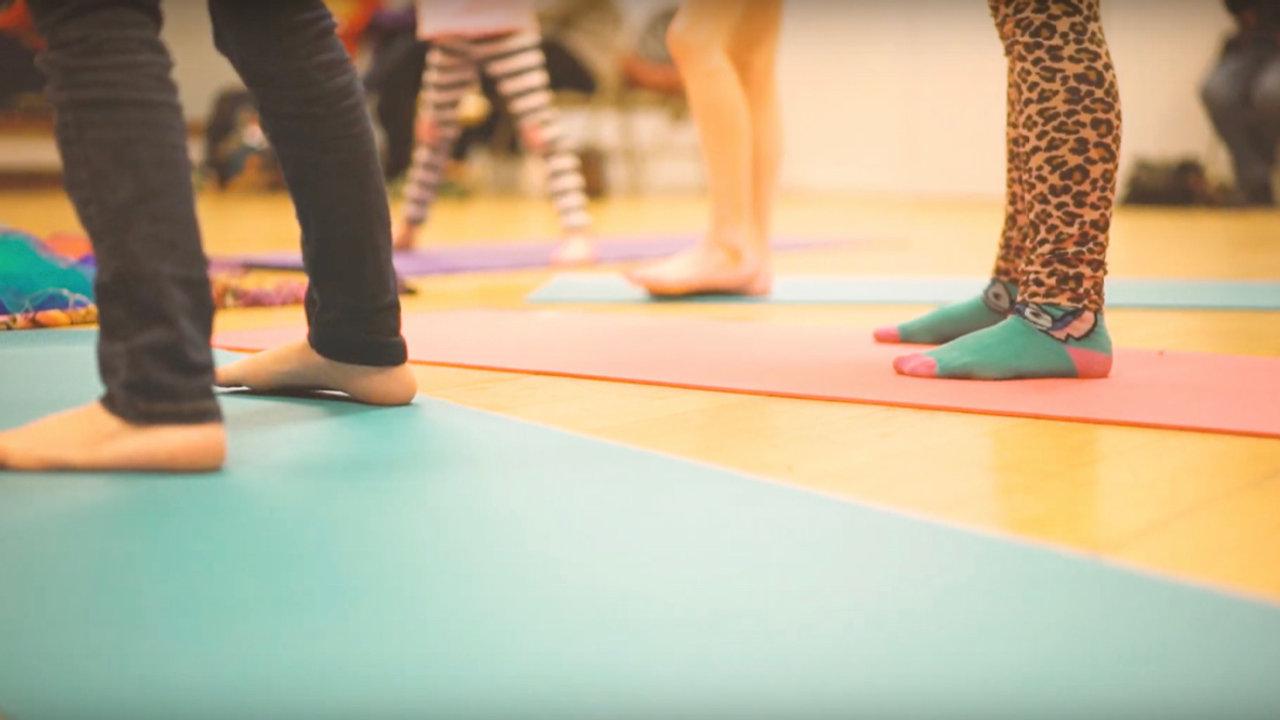 Become a Yoga Warrior