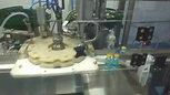 Llenadora de liquidos envase vial