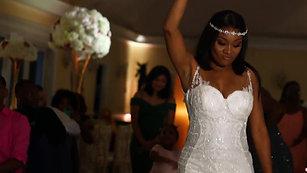 Asheya & Terrance Wedding Video