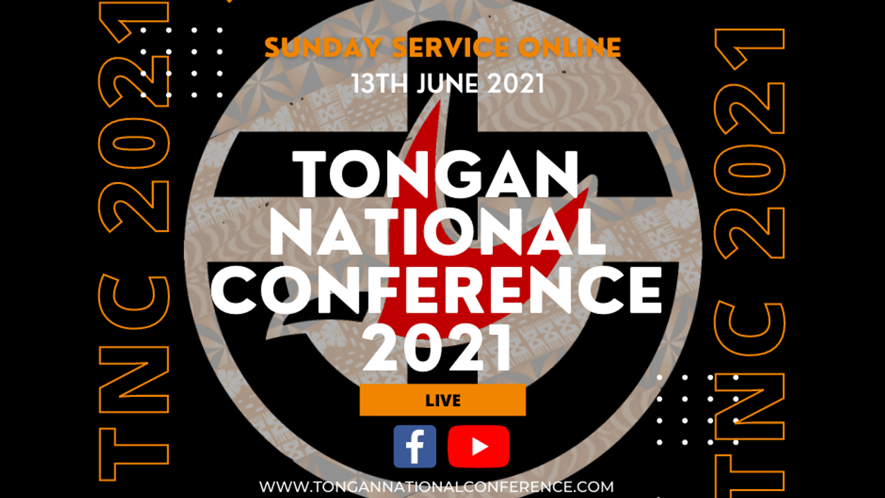 Tongan National Conference 2021