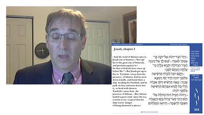 09-28-2020 Yom Kippur (Jonah Haftarah Service)