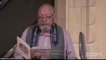 11-20-2020 Tot Shabbat