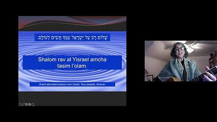 12-25-2020 Erev Shabbat