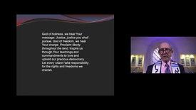 01-8-2020 Erev Shabbat