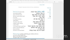 10-10-2020 Sh'Mini Atzeret/Simchat Torah