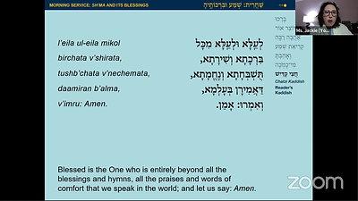 09-28-2020 Yom Kippur Family Service