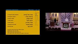 09-07-2021 Rosh Hashanah Family Service