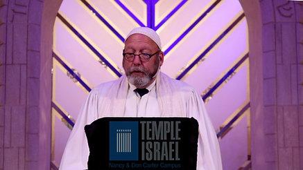 09-28-2020 Yom Kippur (Isaiah Haftarah Service)