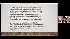 02-26-2021 Erev Shabbat - Purim