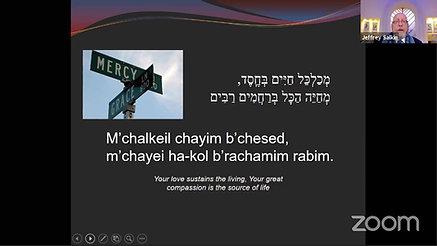 10-16-2020 Erev Shabbat