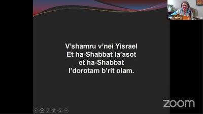 10-23-2002 Erev Shabbat