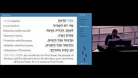 08-27-2021 Erev Shabbat