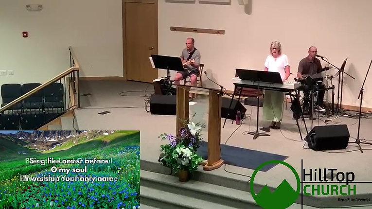 Sunday Service: June 28, 2020