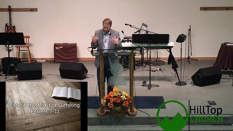 Sunday Service: October 25, 2020