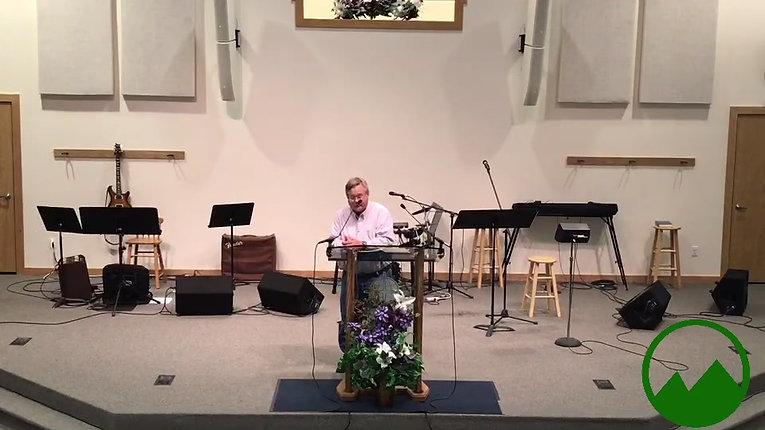 Sunday Service: July 25, 2021