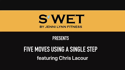 Five Moves, One Step
