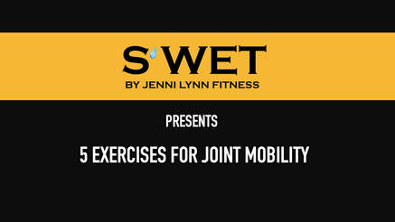 Joint Mobility for Active Agers