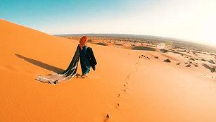 Sahara Desert Kam Kam Dunes