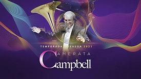 Temporada Camerata Campbell 2021