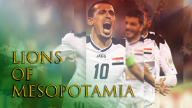 Lions of Mesopotamia