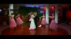 Первый танец молодоженов и сопровождение балерин