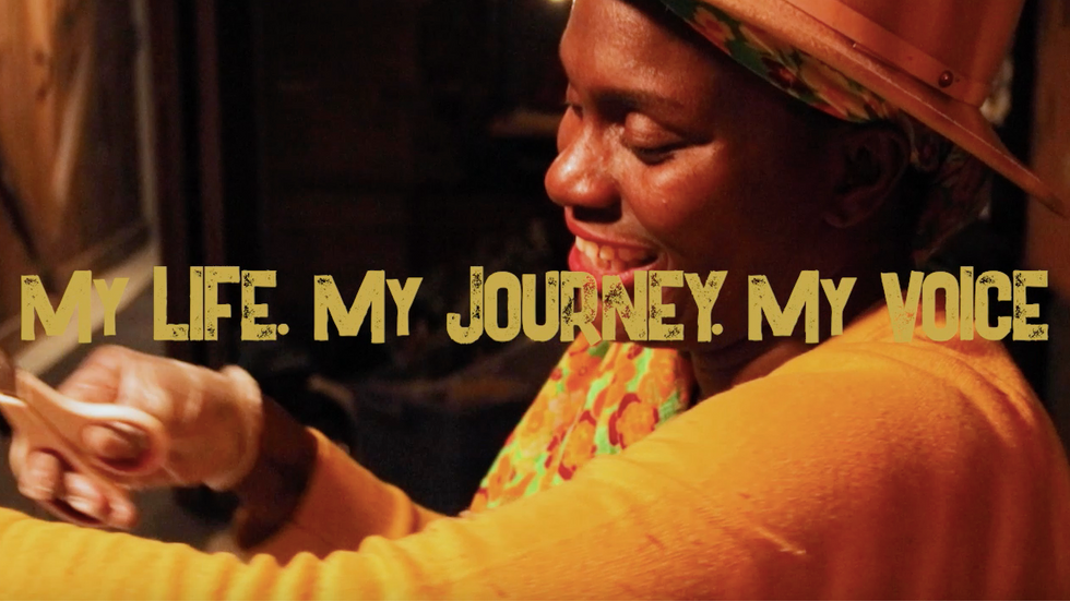 My Life. My Journey. My Story Docuseries Episode 1 featuring Khadija Tudor owner of Life Wellness Center in Brooklyn