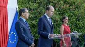 Cérémonie du 14 juillet - Ambassade de France au Maroc