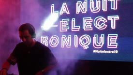 La Nuit électronique 2019 - Institut Français du Maroc