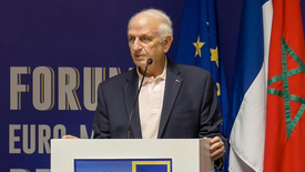 Forum Euro-méditerranéen des Jeunes Leaders 2018 - Institut Français du Maroc