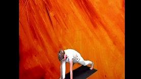 """""""Yoga-Häppchen"""" Kriegerfolge"""