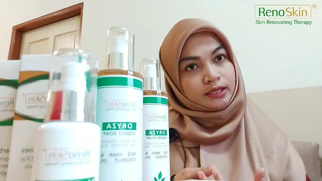 Oryza Soap Demonstration