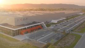 K-Line LIMA // Nouvelle usine