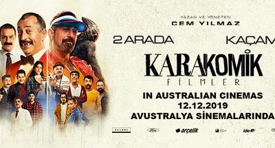 Karakomik Filmler - December 2019