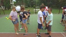Voroskereszt_tabor