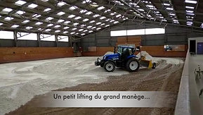 Lifting centre Equestre