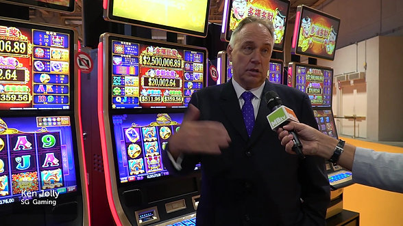 Slot machine producers bet in the Philippines