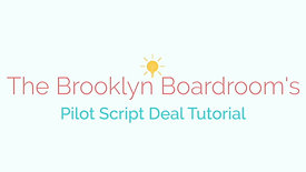 Pilot Script Deal Tutorial