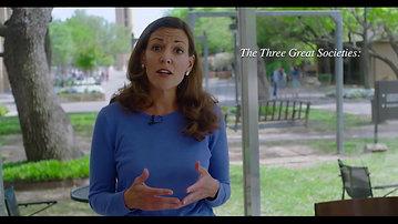 Dr. Susan Hanssen on the 3 Great Societies
