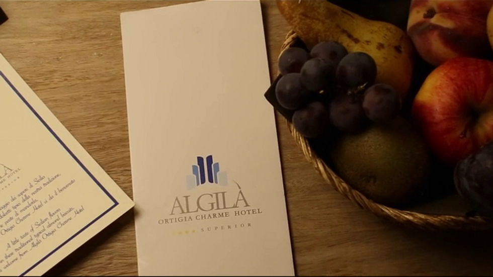 Video ALGILÀ ORTIGIA CHARME HOTEL